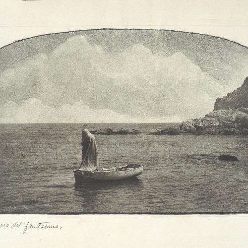 Joaquim Pla Janini - La hora del fantasma - No datat