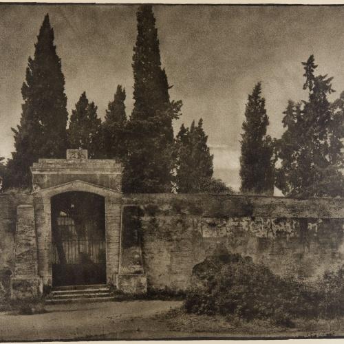 Joaquim Pla Janini - Cementerio de Lloret (Lloret cemetery) - Undated