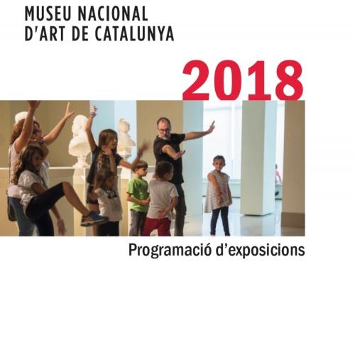 Programació d'exposicions 2018