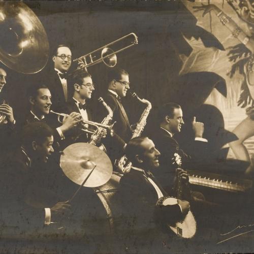 Museu Nacional d'Art de Catalunmua l Orquestra i vedette