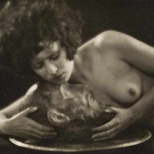Josep Masana - Untitled [Bust of Salome] - Between 1920-1940