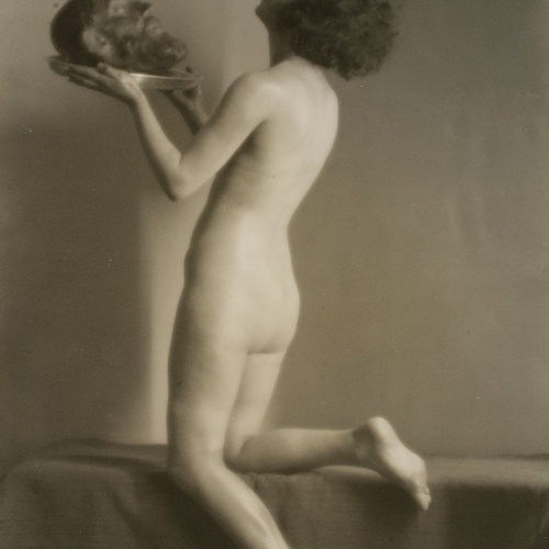 Josep Masana - Untitled [Salome kneeling] - Between 1920-1940