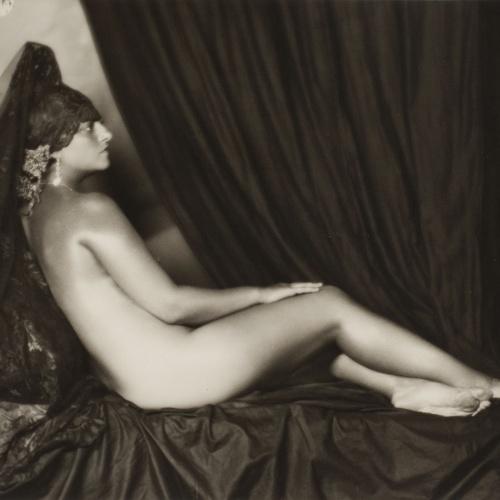 Josep Masana - Untitled [Nude Maja] - Between 1920-1940