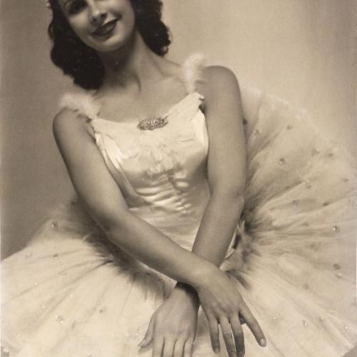 Otho Lloyd - Bailarina (Stop) - Cap a 1947