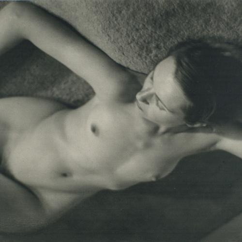 Otho Lloyd - Study in Nude (Estudi de nu) - Cap a 1946