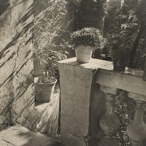 Otho Lloyd - Untitled [Home of Otho Lloyd in El Putxet (Barcelona)] - Circa 1945