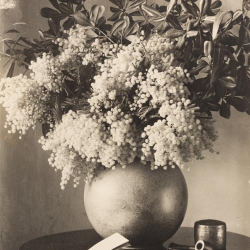 Otho Lloyd - Natura morta - Cap a 1944