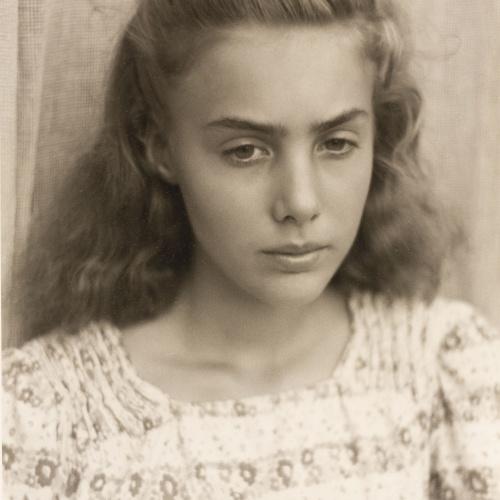 Otho Lloyd - Retrat de Claude Collet - Cap a 1944