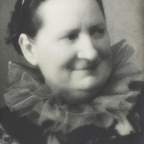 Otho Lloyd - Portrait of Shana Orloff - Circa 1945