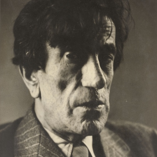 Otho Lloyd - Portrait of Francesc Costa - Circa 1944