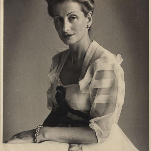 Otho Lloyd - Retrat de dona - Cap a 1944-1950