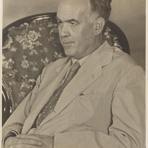 Otho Lloyd - Retrat d'H. Alsina - Posterior a 1944