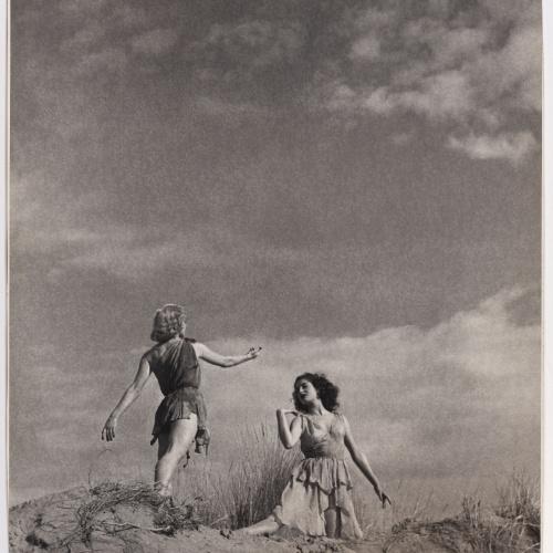 Otho Lloyd - Composition - Cap a 1950