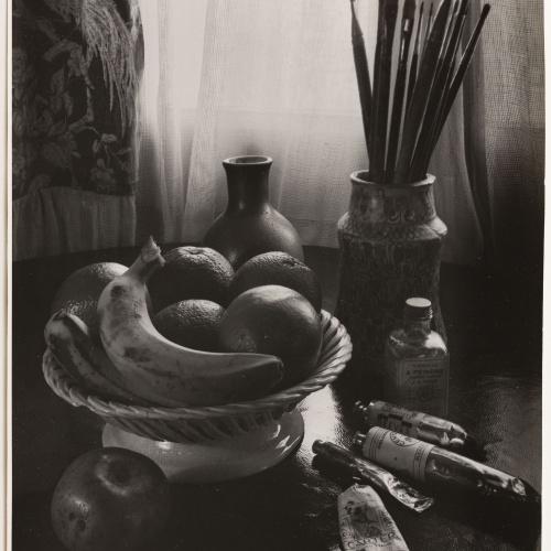 Otho Lloyd - Natura morta - Cap a 1945