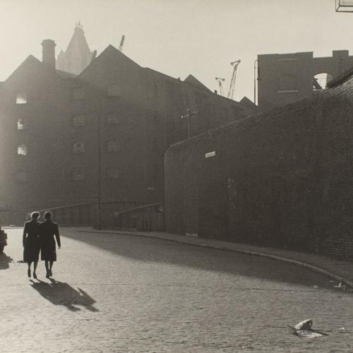 Otho Lloyd - Sense títol [East End, Londres] - Cap a 1946