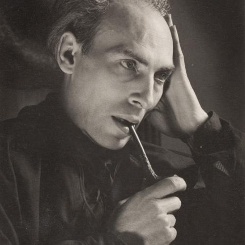 Otho Lloyd - The Poet - Cap a 1944