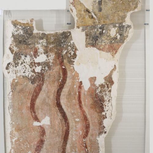 Anònim - Fragment de columna de Sant Joan de Boí - Cap a 1100