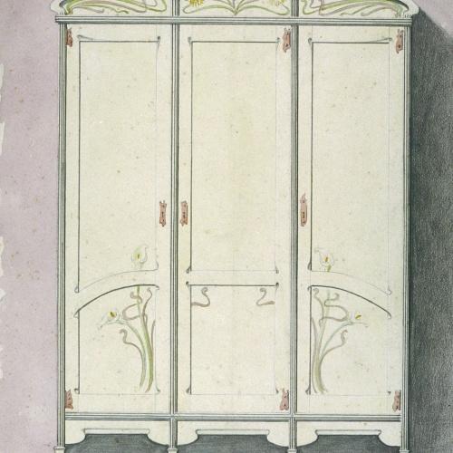 Joan Busquets - Armari - 1900