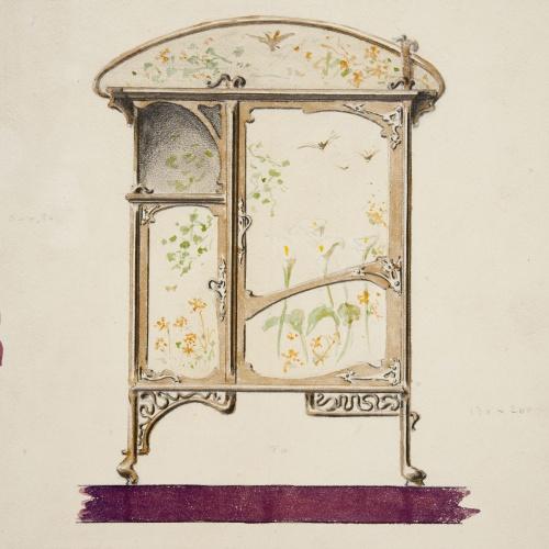 Joan Busquets - Armari - 1898