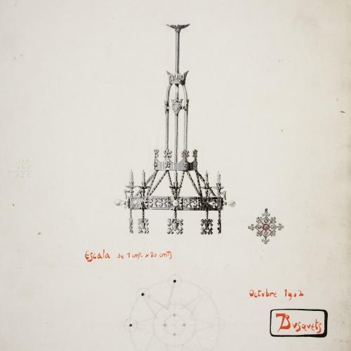Joan Busquets - Llum - 1902