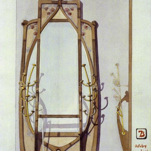 Joan Busquets - Paraigüer - 1904
