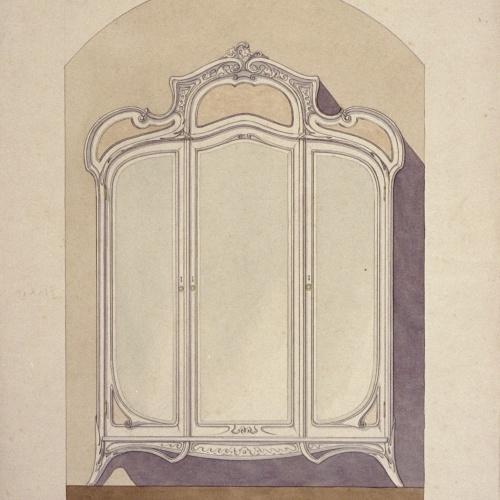 Joan Busquets - Armari - 1907