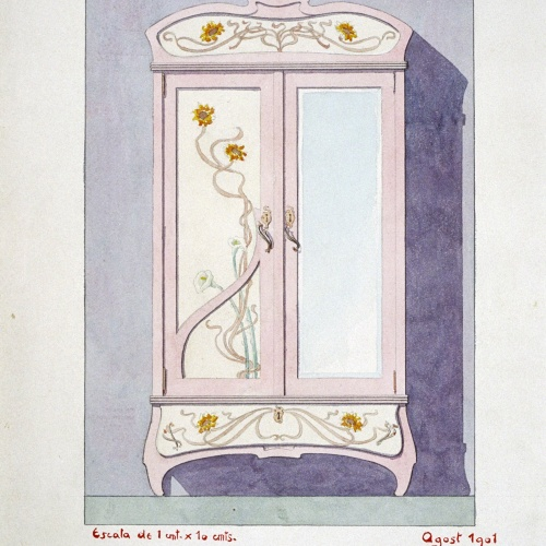 Joan Busquets - Armari - 1901