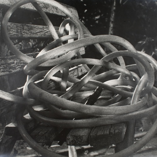 Antoni Arissa - Bench and Hose - Circa 1930-1936