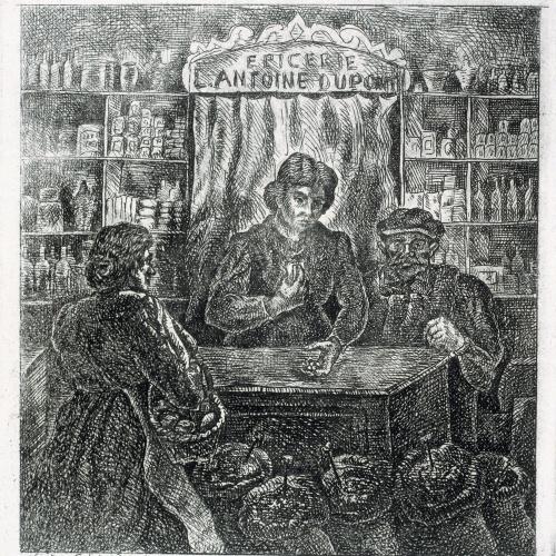 Gustavo Cochet - El almacenero - 1940