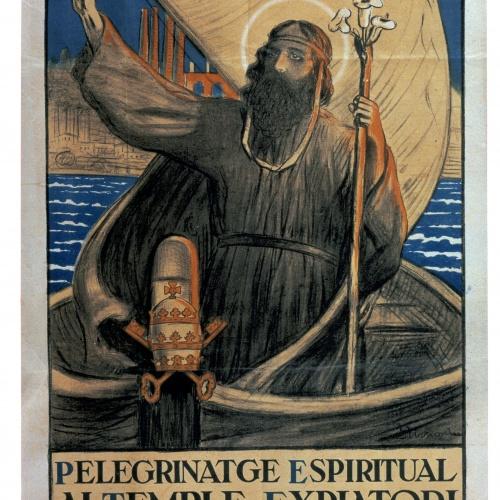 Joan Llimona - Any Jubilar Josefí - 1921