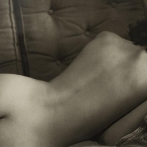 Otho Lloyd - Rest (Back Study) - Circa 1946