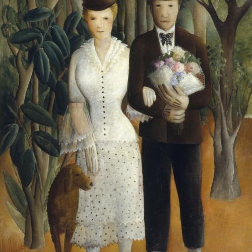 Olga Sacharoff - Els noucasats - Cap a 1929