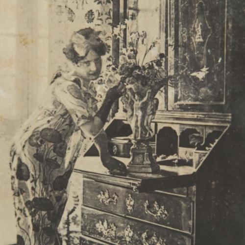 Pere Casas Abarca - Untitled - Circa 1900