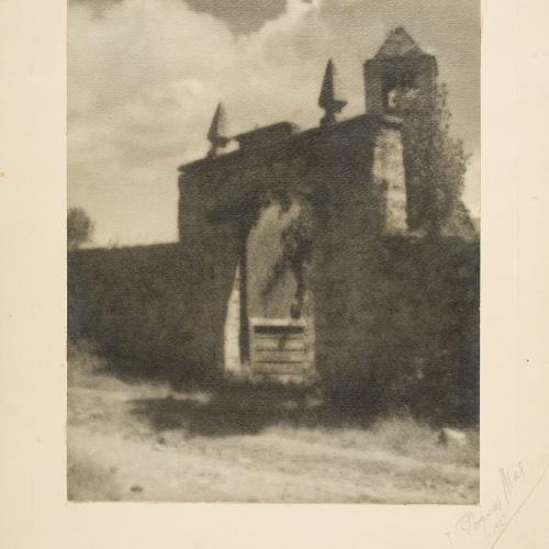 Joan Porqueras - Le monastère (El monestir) - 1927