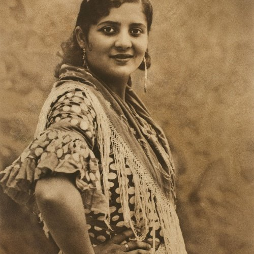 Claudi Carbonell - Gypsy Woman - Undated
