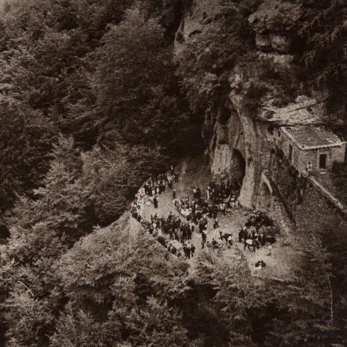 Claudi Carbonell - «Aplec» en el Santuario de «Les Olletes» - No datat