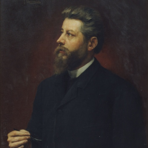 Francesc Masriera - Portrait of the Doctor Jordi Gudel - 1890