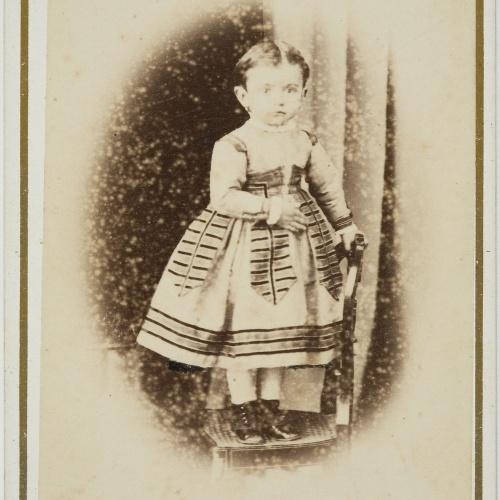 Napoleón. Establecimiento de daguerrotipo y fotografía. Barcelona - Sense títol - Cap a 1860