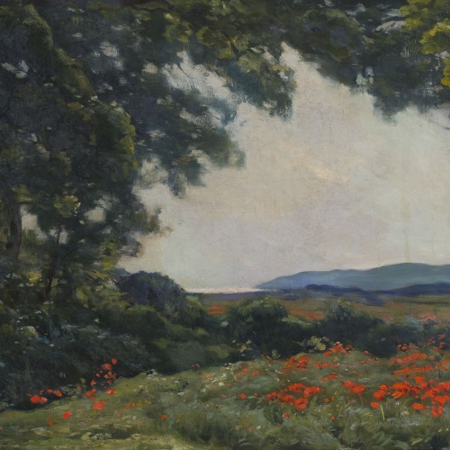 Enric Galwey - Paisatge - Primer quart del segle XX