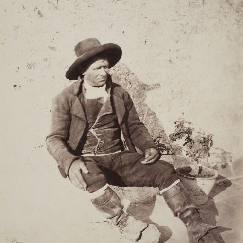 Robert Peters Napper - Sense títol - Cap a 1863