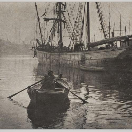 Miquel Renom - Port de Barcelona - Entre 1900-1910
