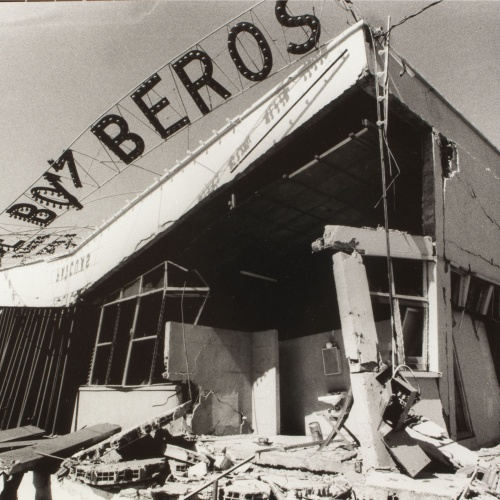 Oriol Maspons - Terratrèmol de Managua (Nicaragua) - 1972