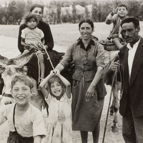 Oriol Maspons - Sense títol (La Manxa. Fotografia per al llibre «Tierra de Olivos», d'Antonio Ferres) - 1961