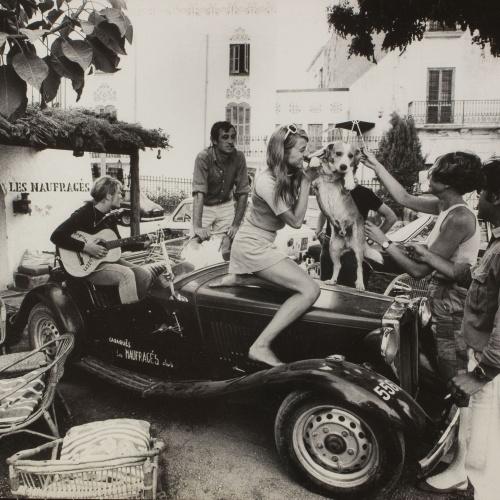 Oriol Maspons - Sense títol (Cadaqués) - Cap a 1966