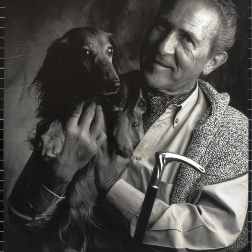 Oriol Maspons - Antonio Gala i Zagal - Maig de 1995