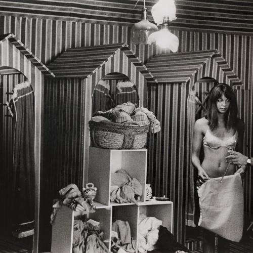 Oriol Maspons - Sense títol (Boutique Renoma, Cadaqués) - Cap a 1966