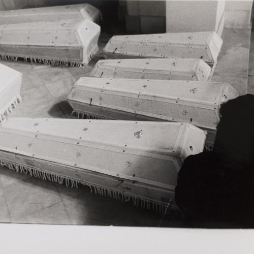 Oriol Maspons - Inundacions del Vallès (Terrassa) - 1962