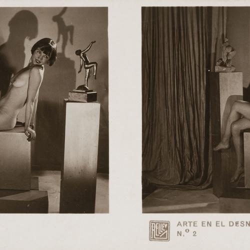 Josep Masana - Arte en el desnudo. Nº 2 (Art in the Nude. No. 2) - Undated