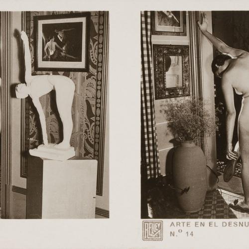 Josep Masana - Arte en el desnudo. Nº 14 (Art in the Nude. No. 14) - Undated