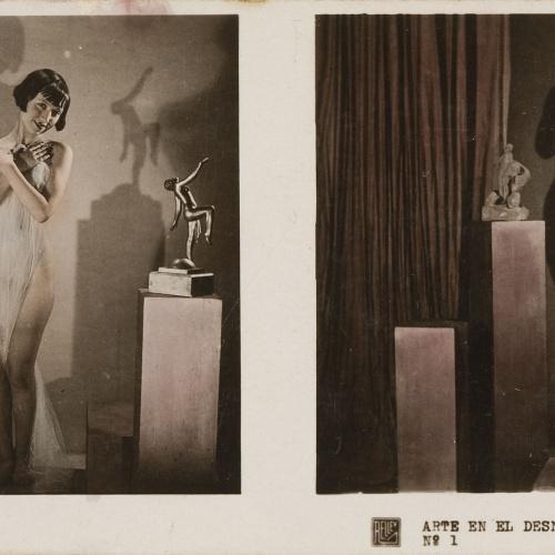 Josep Masana - Arte en el desnudo. Nº 1 (Art in the Nude. No. 1) - Undated